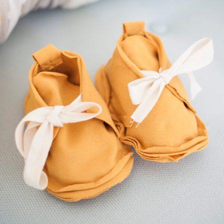 Botas blandas para bebe