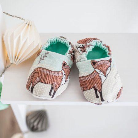 patucos blandos de bebe