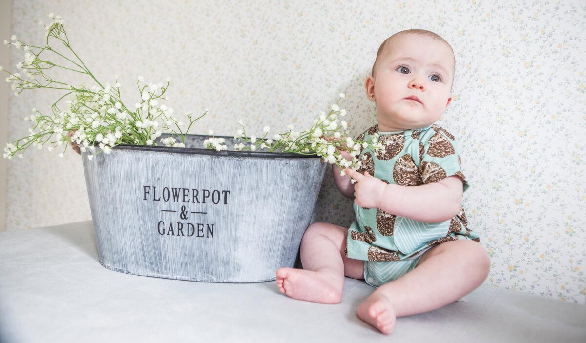 ropa para bebé original