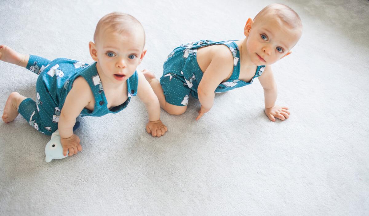 Yuyuï, ropa para bebe organica