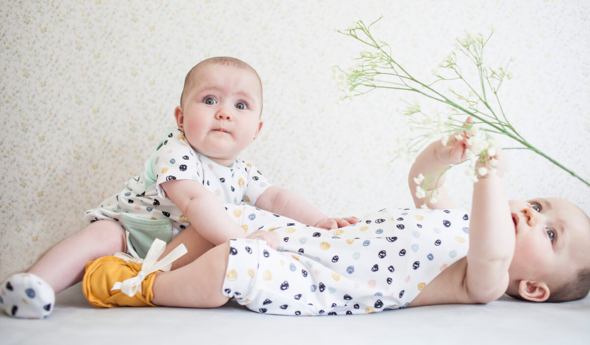 ropa organica para bebe